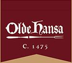 Средневековый ресторан и опыт — Olde Hansa