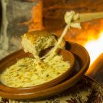 Запеченый сыр