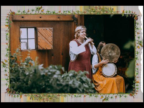 Olde Hansa musicus